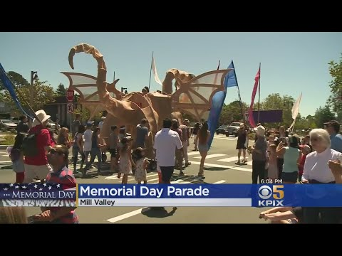 MEMORIAL DAY CELEBRATIONS: Across the Bay Area , in many different ceremonies residents celebrate Me