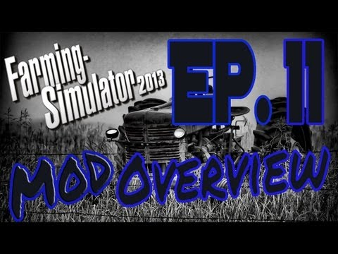 Farming Simulator Mods | Trucks, Sterling 5500, Dodge 2500 | Ep. 11