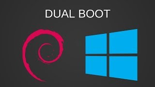 How to dual boot Windows 10 and Debian 9.1 2017