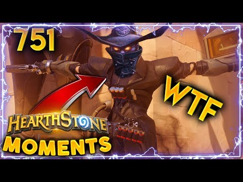 Pew PEw PEW SADNESS!! | Hearthstone Daily Moments Ep. 751