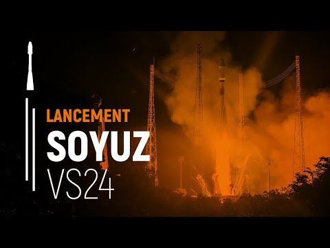 Arianespace Vol VS24 / FalconEye (FR)