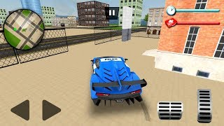 US Police Robot Car Plane Transport (by Mizo Studio Inc) Android Gameplay [HD]
