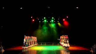 связка Хун Шубуун   Хонгоодорский танец и Хонгоодорой соло