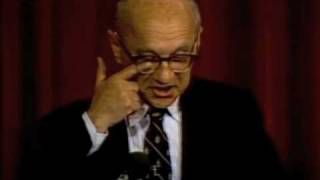 Milton Friedman - Socialized Medicine