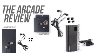Arcade Affordable Earphones & Powerbank with 12 Month Warranty | Gadget Review | ATC