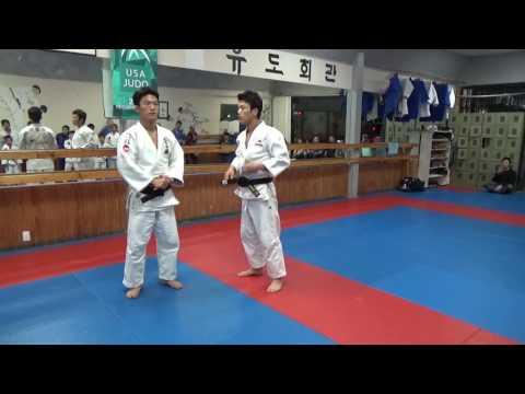 Jun Hyun Cho's LA JUDO CLUB SEMINAR MOROTE 2