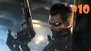Deus Ex Mankind Divided 10 Взломали квартиру МИЛЛЕРА