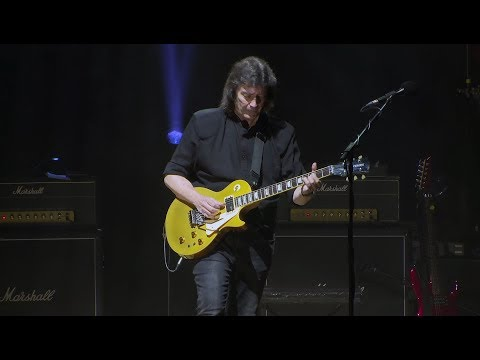 STEVE HACKETT - Wuthering Nights: Live In Birmingham (Official Trailer)