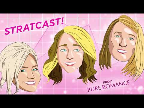 [PODCAST] STRATCAST #3 Sexual Wellness With Stacey Berkheimer   Pure Romance