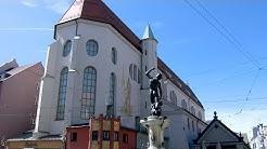 1000 Jahre St. Moritz - Kirchenportrait