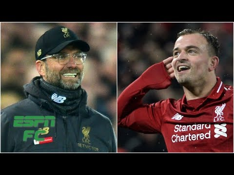 Has Jurgen Klopp forgotten Xherdan Shaqiri's name? Pep leaving Man City for Juventus? | Extra Time