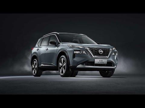 Nissan X Trail 2022 - Anteprima
