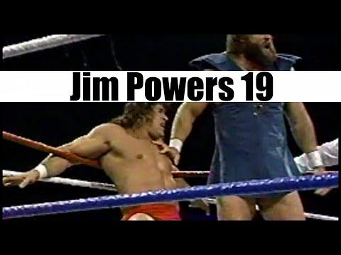 Jim Powers vs. The Berzerker: Jobber Squash Match
