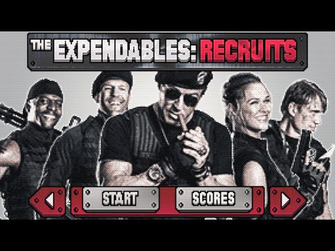 The Expendables: Recruits - Universal - HD Gameplay Trailer