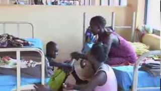 Campaign to tackle Fistula: Government delegation visits Wau