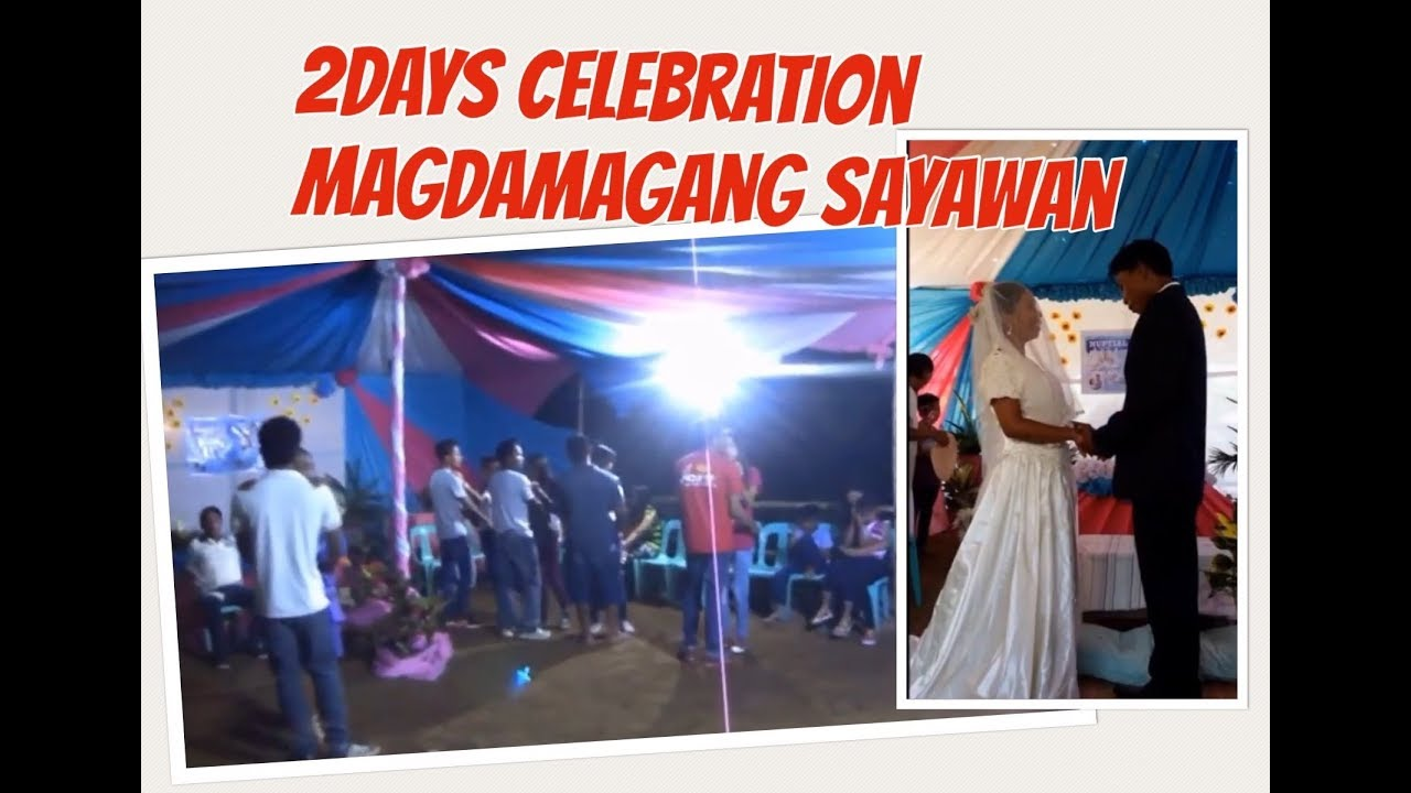Wedding dancing Philippines - YouTube