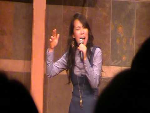 소향 Sohyang - I Believe I Can Fly (2009 Live from Vancouver) 직캠