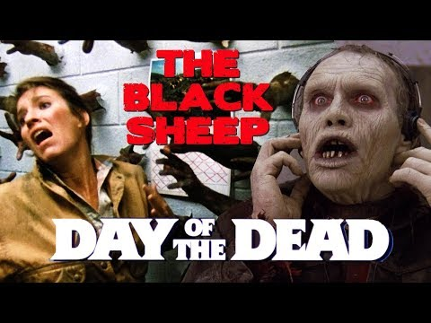George A. Romero's DAY OF THE DEAD 1985  The Black Sheep