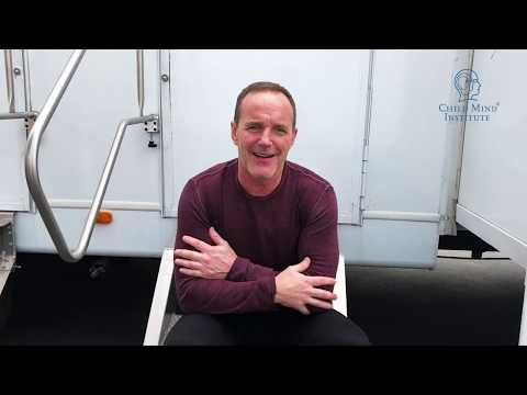 Clark Gregg has anxiety. We asked what he'd like to tell his younger self.