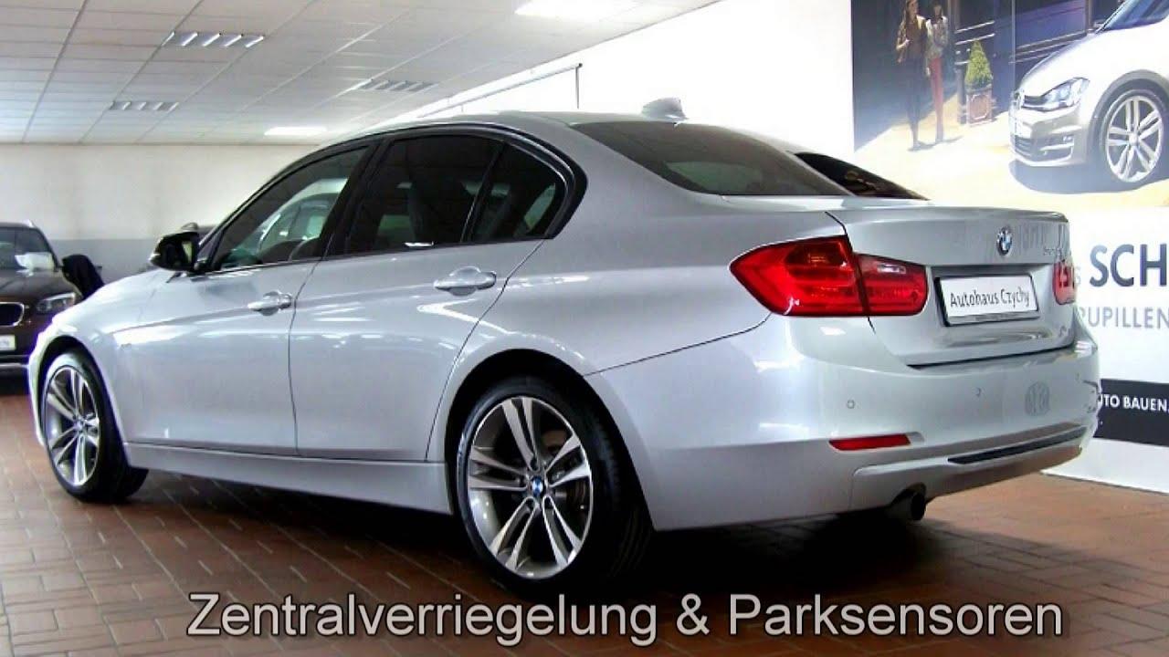 BMW I Sportpaket J Glaciersilber AUTOHAUS CZYCHY - 320i bmw 2012