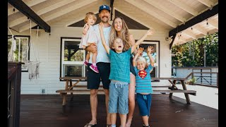 FISHER FAMILY OFFICIAL HAWAII HOME TOUR!!