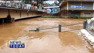 Typhoon Mangkhut causes flooding in Nan, Chiang Rai