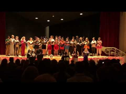 Trees- Narragansett High School Chorus
