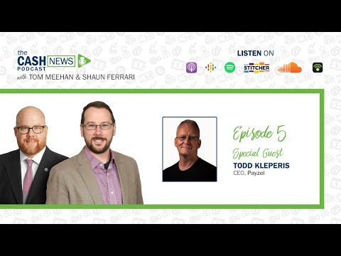 The Cash News  Podcast - Cannabis, Cash and Payments