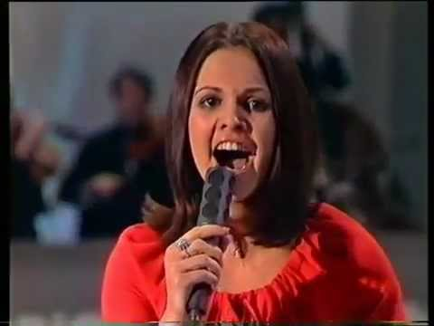 Eurovision 1973 - Luxembourg - Anne-Marie David - Tu te reconnaîtras