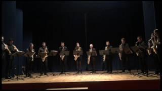 Danzas Fantásticas Turina ENSA Xixona