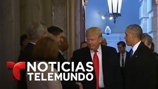 Especial: Trump en la Casa Blanca 3/7 | Noticiero | Noticias Telemundo