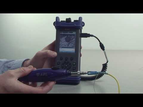 M310 Enterprise OTDR 5 Inspection Capability