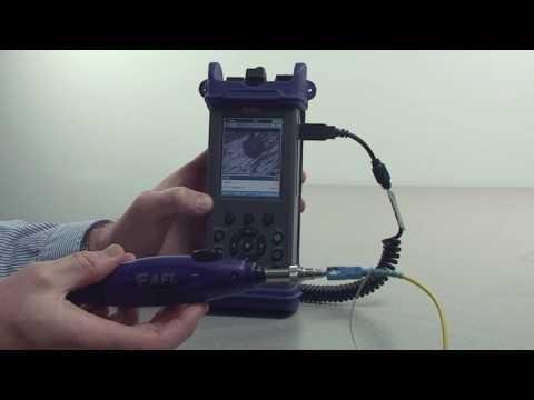 M310 Enterprise OTDR 5 Inspection Capability