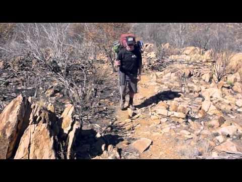 Larapinta Trail July 2011
