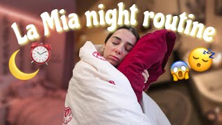 LA MIA NIGHT ROUTINE😴 |LO|🍒 *DIVERTENTE*😂