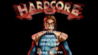 Mega Drive Longplay [615] Hardcore (Beta)
