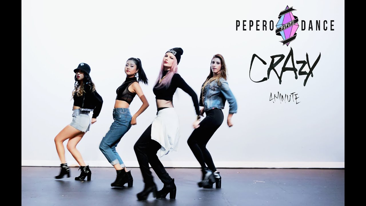 Download CRAZY (미쳐) - 4MINUTE | P4pero Dance Cover