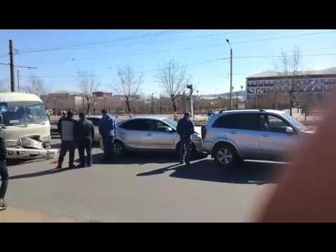 В Улан-Удэ водитель «Тойоты» сбила пенсионерку