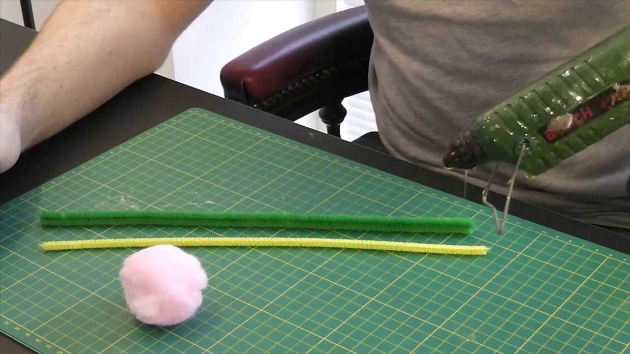 8368c0794a33 How to make a clover from Horton Hears A Who and Seussical - YouTube