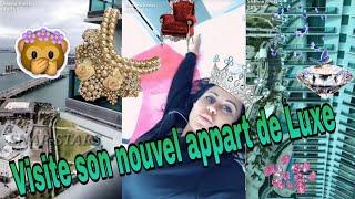 Shanna kress visite son nouvel appartement de luxe