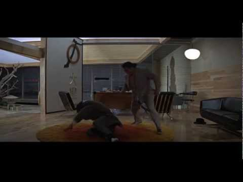 You Only Live Twice - James Bond vs. Sumo Wrestler (in Tux)