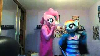 kigurumi pony mask 2