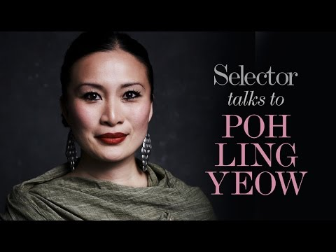 Poh Ling Yeow's exclusive interview with Selector Magazine