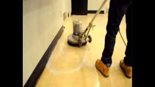 How to Strip & Refinish Vinyl Tile Floors