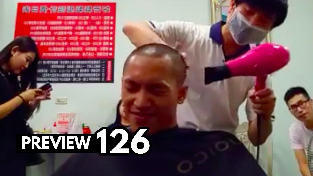 126.- Man head shaving I TRAILER