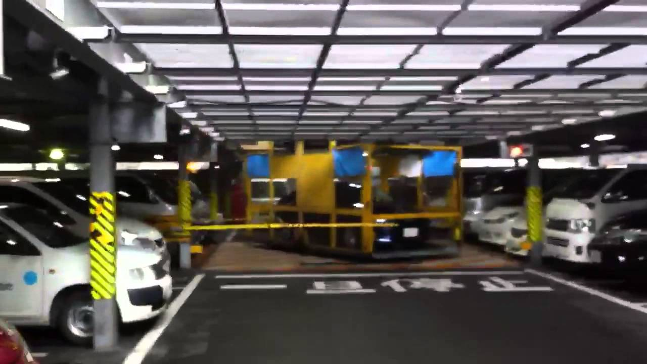 Automatic Car Parking Video