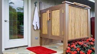 Летний душ на даче - это комфорт своими руками(Не все имеют возможность построить бассейн на даче. А вот летний душ по силам многим. Летний душ на даче..., 2016-02-26T19:46:15.000Z)