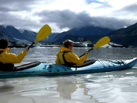 Tasman Glacier Kayaking - Aoraki Mount Cook