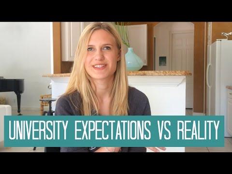 NYU: EXPECTATION VS REALITY