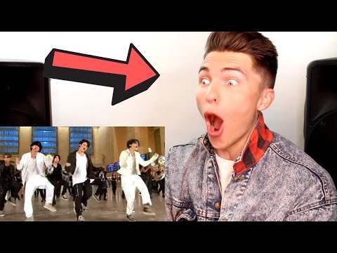"VOCAL COACH Reacts to BTS Performing ""ON"" at Grand Central Terminal for The Tonight Show"